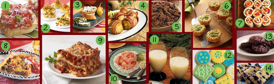 Recipe Roundup_Holiday